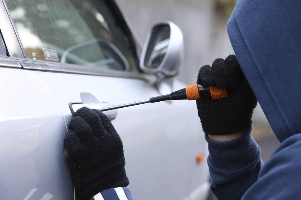 Угон автомобиля - распространенное преступление