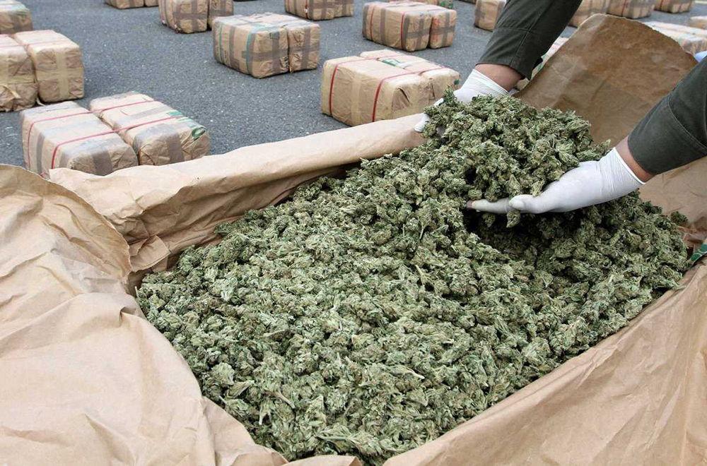 Упаковка и распространение марихуаны
