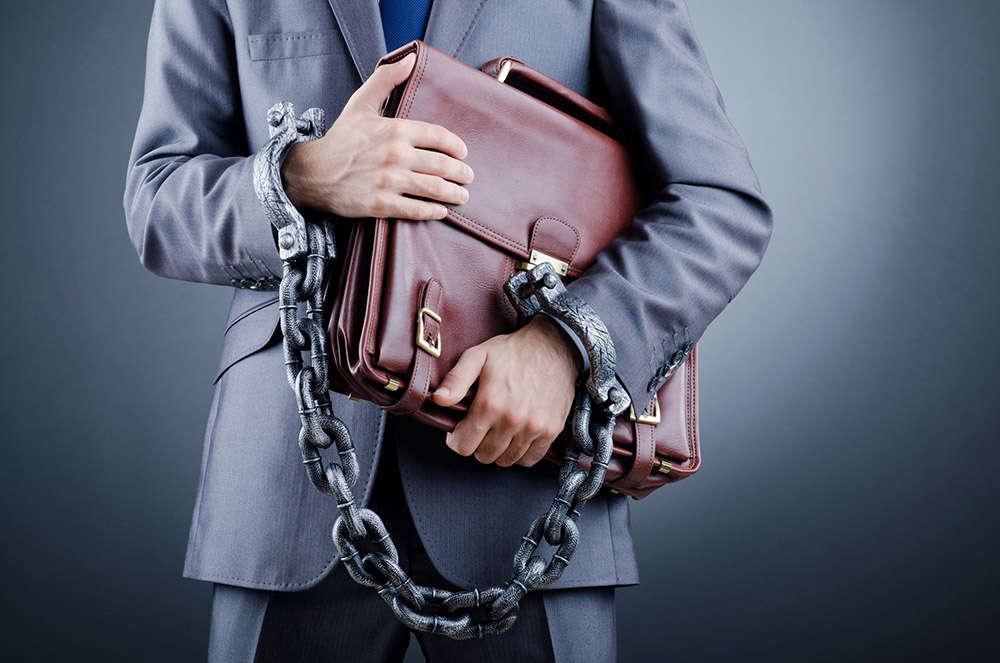 Наказание за незаконное предпринимательство