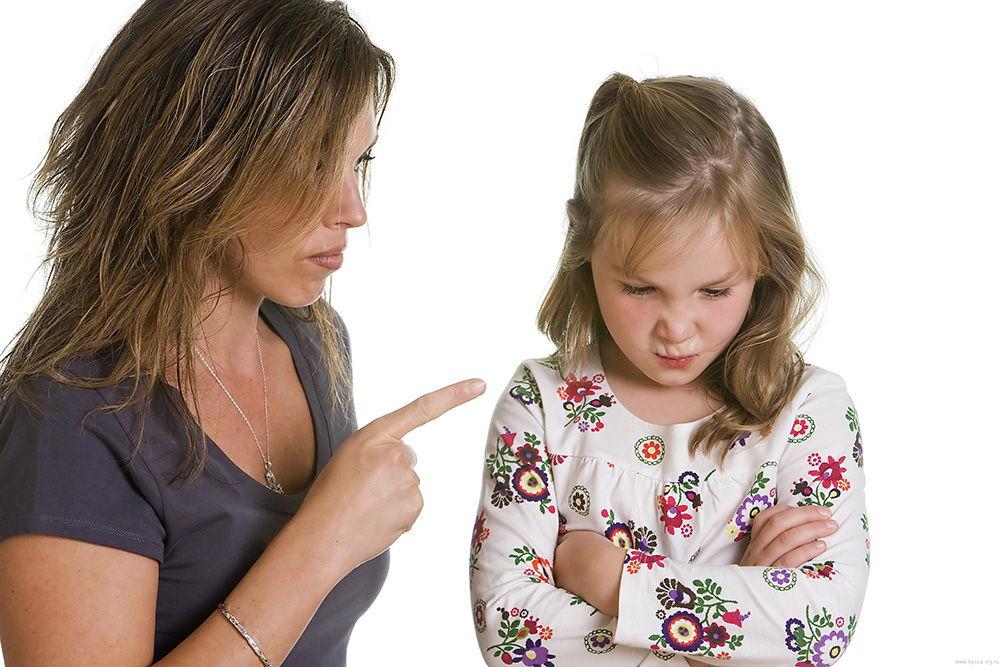 Обязанность по воспитанию ребенка