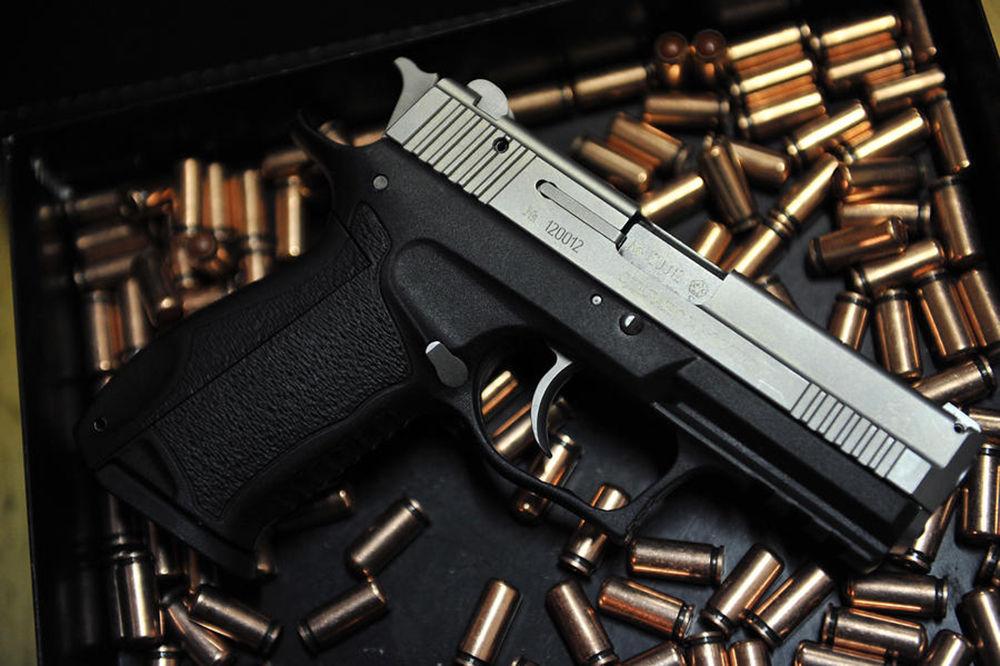 Пример оружия и боеприпасов