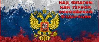 Ответственность за надругательство над флагом или гербом Российской Федерации