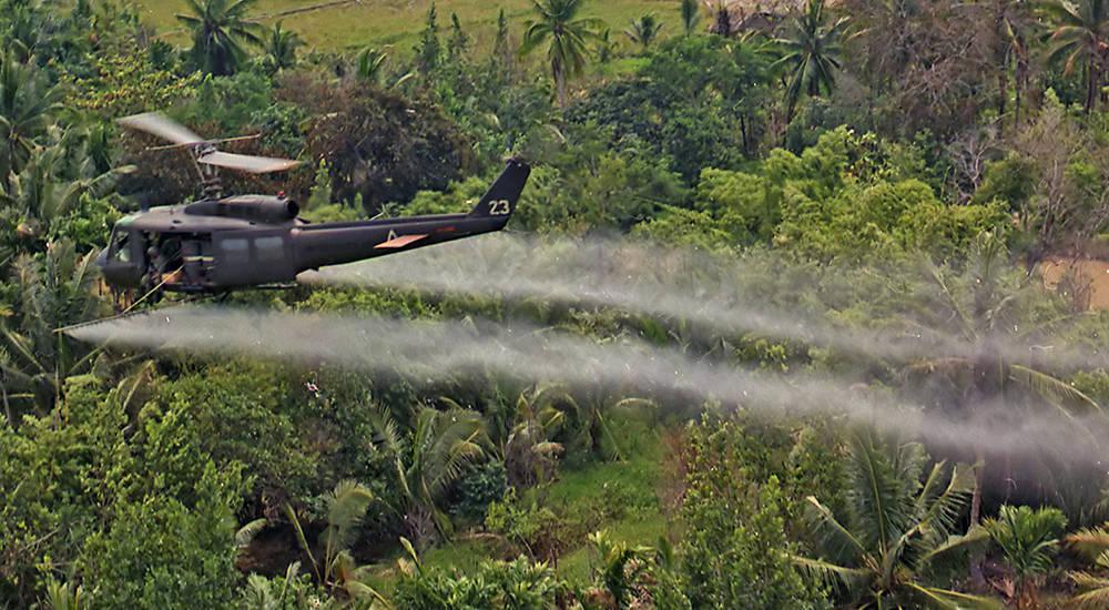 Последствия экоцида во Вьетнаме