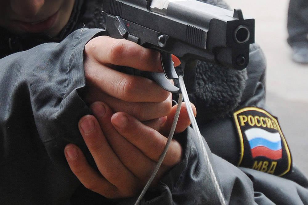 Законность действий полиции