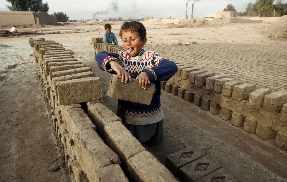 Использование детского труда