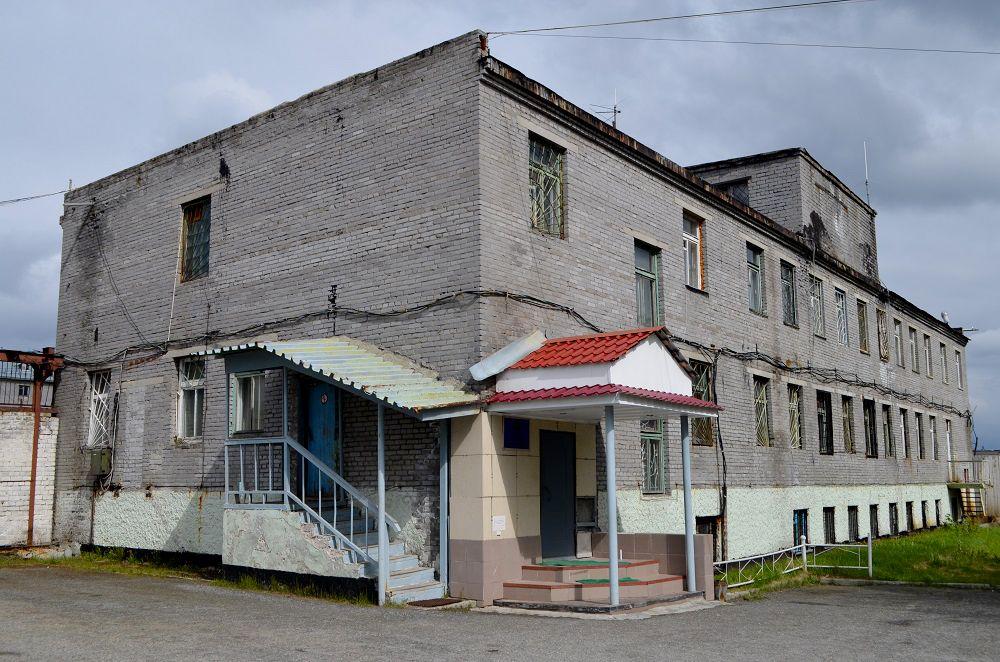 Здание колонии-поселения